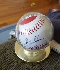 New York Yankees NYY Joba Chamberlain Signed Circuit City Baseball Proof