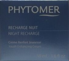 Phytomer Night Recharge Youth Enhancing Cream - 50 ml / 1.6 oz (New In Box)