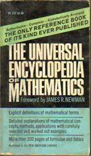 B000NIGQBQ The Universal Encyclopedia of Mathematics