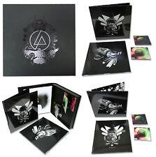 LINKIN PARK A THOUSAND SUNS DELUXE FAN EDITION BOX SET NEW OFFICIAL LP VINYL DVD