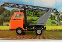 Mehlhose/Busch 210 003403 Multicar M22 mit Drehleiter in orange 1:87/H0 NEU/OVP