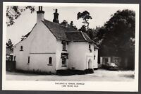 Postcard Enfield Middlesex the King and Tinker pub 1000 years old RP by Laver