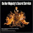 ON HER MAJESTY'S SECRET SERVICE (REMASTER) CD OST NEU