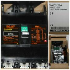 Fuji SA203BA BB3GSC-225 225 Amp 3 Pole 600 Volt Breaker New in Bx More Available