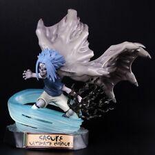 Naruto Shippuden Sasuke Uchiha Ultimate Chidori PVC Action Figure Model Toy
