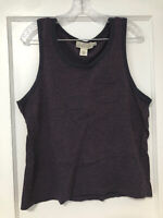 Men's H&M Logg Red/Navy Striped Tank. Size M