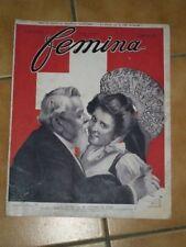REVUE FEMINA. 1910. MODE FRANCAISE.N 231.THE TRIP IN SWITZERLAND M.FALLIERE
