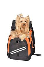 Pooch Pouch Backpack/Front Pet Carrier Adjustable Pet Back Pack Pet Carrier