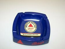 Bass Pale Ale English Melamine Ashtray Vintage Cigarette/Cigar/Beer Collectible