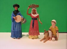 LENOX Nativity MIRACLE IN BETHLEHEM CHILDREN set NEW in BOX with COA of