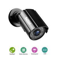 TMEZON HD 720P 4in1 Outdoor Bullet CCTV Home Security Surveillance Camera IR-Cut