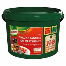 Knorr Gluten Free Gravy Granules for Meat Dishes 25Litre