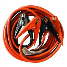 4Gauges 25FT Heavy Duty Power Booster Cable Emergency Car Truck Battery Jumper