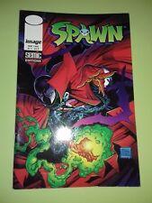 comics SPAWN (poster) N°1