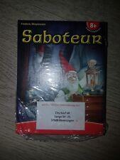 AMIGO Saboteur Partyspiel Spiel Gesellschaftsspiel Kartenspiel 8+  Neu
