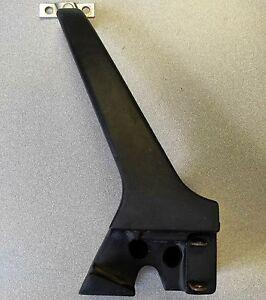 VERY NICE USED ORIGINAL GENUINE PORSCHE 911 912 PASSENGERS DOOR HANDLE BLACK