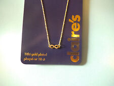 18kt Gold Plated Necklace New with Tags RRP £10