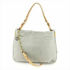 Lanvin Shoulder bag Grey Woman Authentic Used G1259
