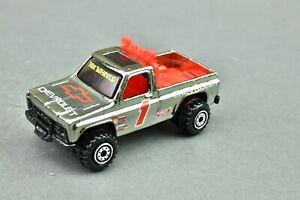 Hot Wheels Bywayman Race Truck Racing Metals Series