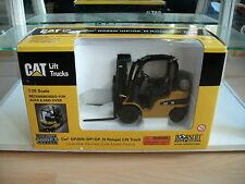 Norscot Fork lift Truck Cat 25 GP25N (DP/GN_N Range in Dark Yellow on 1:25 + Box