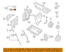 VOLVO OEM 99-07 V70 2.4L-L5 Engine-Filler Cap Gasket 1275379