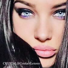 🔳LENTI A CONTATTO COLORATE &.MAGISTER ® LUXURY-ELVES/GRAY+1 PORTALENTI-ANNUALI
