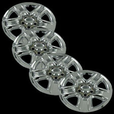 "New Wheel Covers Hubcaps Fits 2006-2012 Toyota Rav4 17"" Chrome set of four"