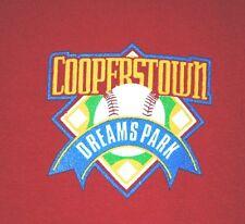 Summer 2007 Cooperstown Hall of Fame Baseball XL Ultimate Destination T-Shirt