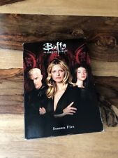 """""""BUFFY THE VAMPIRE SLAYER"""" THE COMPLETE SEASON FOUR ON DVD"""