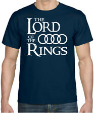 The Lord of the Rings Audi Fans Car Fan Auto Men Mens T-shirt Quattro