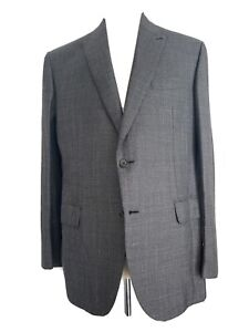 Brioni Suit Madison Wool & Silk IT56 UK46 BNWT RRP £3980