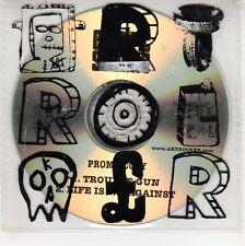 (GJ556) Electric Shocks, Trouble Gun - 2004 DJ CD