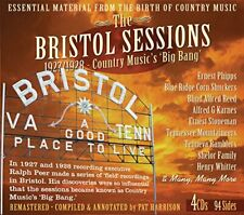 The Bristol Sessions 1927/1928 Country Music's 'Big Bang' [CD]