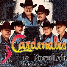 FREE US SHIP. on ANY 2 CDs! NEW CD Cardenales De Nuevo Leon: Juramento