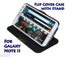 VIP Book Style Flip Cover Stand Leather Case for Samsung Galaxy Note 2