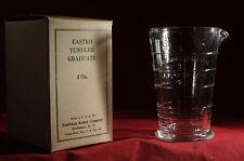 Kodak Eastko Tumbler/Graduate 4 Oz. With Box