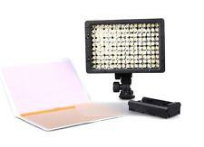 CN-160 LED Video Light Camera DV Camcorder Lighting 900lux 9.6W 5400/3200K