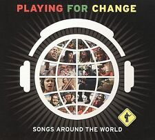 Playing For Change Songs Around The World (CD + DVD)