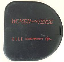 WOMEN ON THE VERGE-EMPORIO ARMANI-PROMO CDw/Stone,Lynne,Phair,Costa,Orrico,Kelis