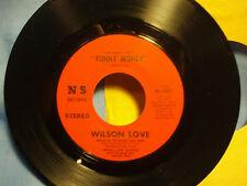Wilson Love: Funny Money  [Original & new  Unplayed Copy]