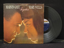 Marvin Gaye And Mary Wells - Together on Motown Records MT 613