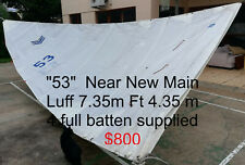 Yacht Sails - Main Sails / BoomBags/Covers