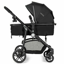 2 In 1 Useful Foldable Baby Stroller Kids Travel Infant Buggy Pushchair Black