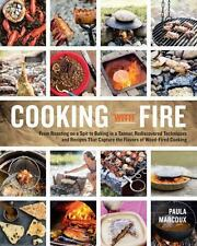 Cooking with Fire Book~Roasting on a Spit~Tannur~Wood-fired Oven~2014 NEW!!