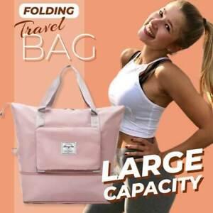 Large Capacity Folding Travel Bag Unisex Large Capacity NEW Hand Capacity A8E7