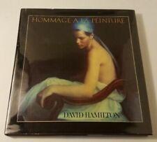 Hommage a la Peinture by Hamilton, David