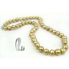 M & M Pearl Strand/String Fine Necklaces & Pendants