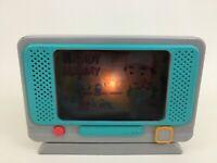 Handy Manny Fix It Right Talking Television TV Repair Toy Disney Mattel 2007