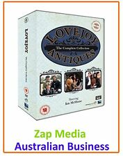 Lovejoy The Complete Collection 5027182615803 DVD Region 2 P H