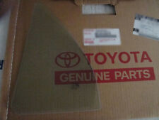 Fits 05-12  Avalon Right Passenger Rear Triangle Vent Glass new OEM